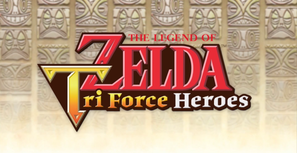 The Legend of Zelda: TriForce Heroes für 3DS
