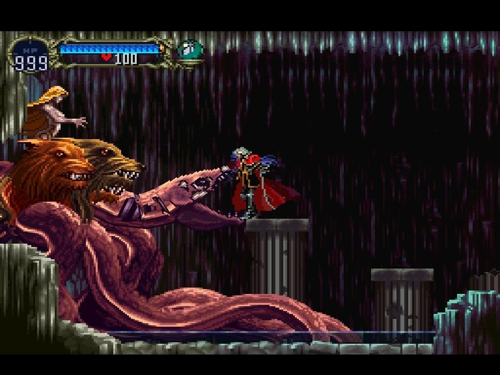 Castlevania: Symphony of the Night eroberte 1997 Sony's PlayStation