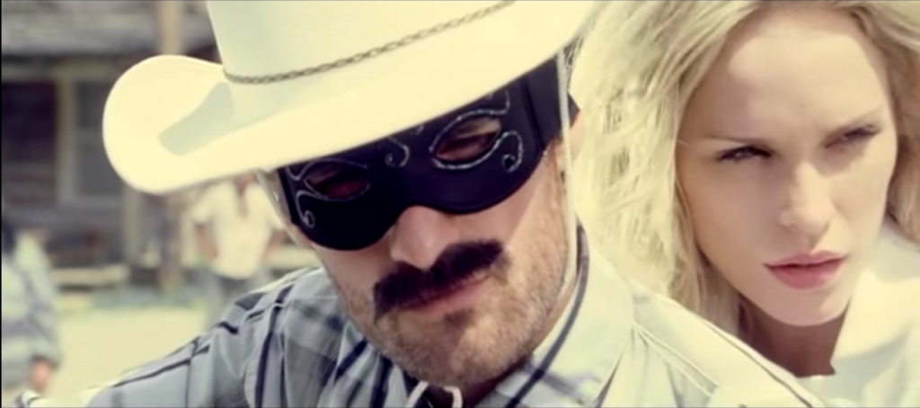 Knights of Cydonia: The Lone Ranger