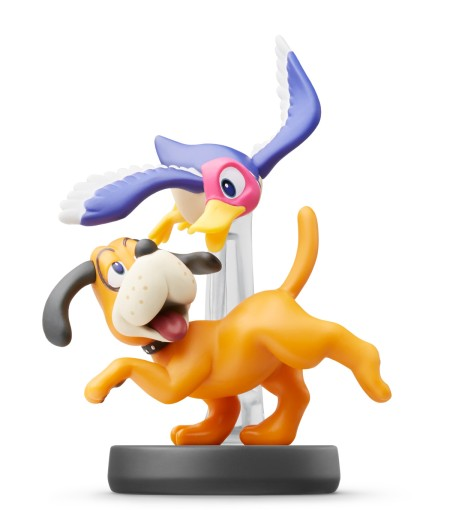 Duck Hunt Duo amiibo