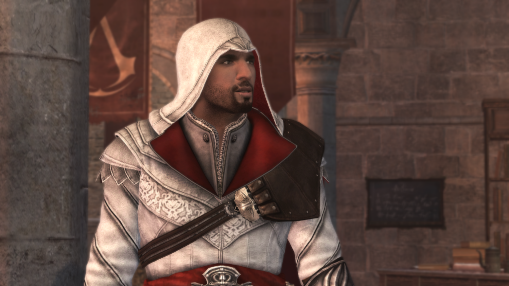 Ezio Auditore da Firenze in voller Pracht