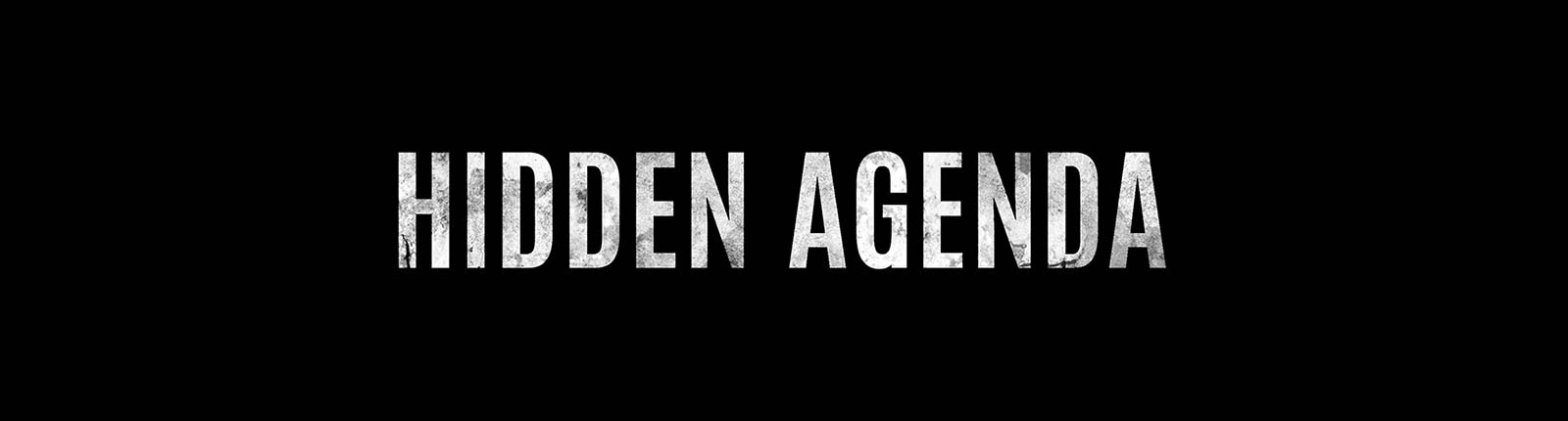 Hidden Agenda Review