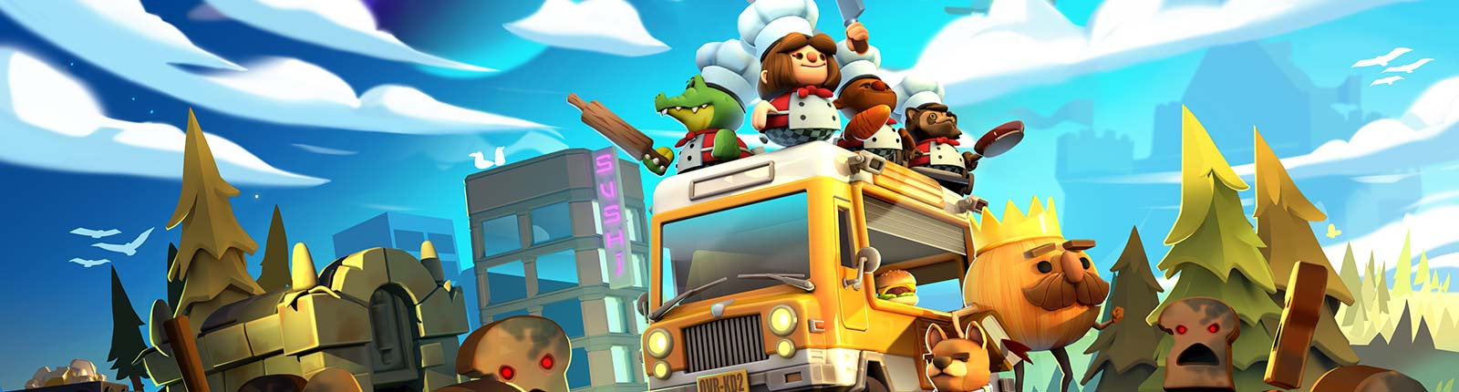 Overcooked! 2: Surf 'n' Turf Review