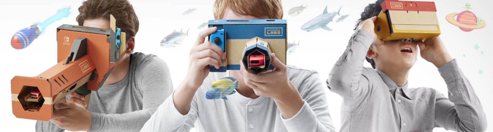 Nintendo Labo: Toy-Con 04 VR-Set Review